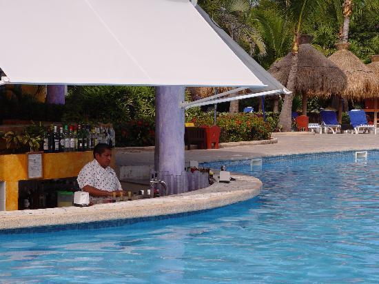 Iberostar Paraiso Beach Pool Bar