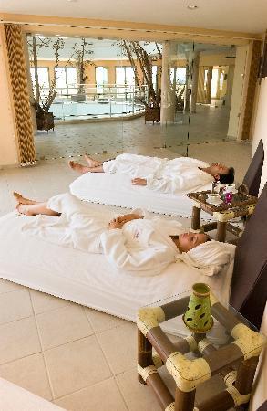 Alhambra Thalasso Hotel: Thalasso détente