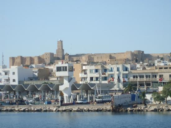 Tunísia: sousse from the sea