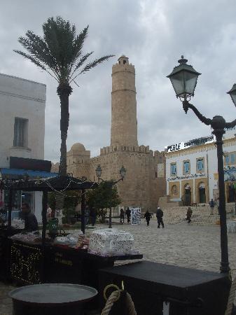 Tunísia: sousse