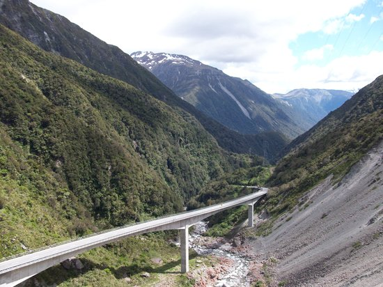 Christchurch, Yeni Zelanda: Arthurs Pass