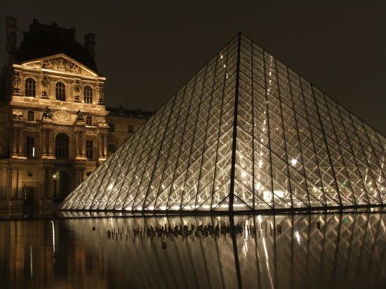 Photo Tours of Paris : The Louvre