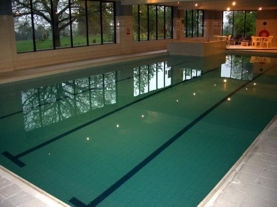 Bosworth Hall Hotel & Spa: Spindles pool.. fantastic