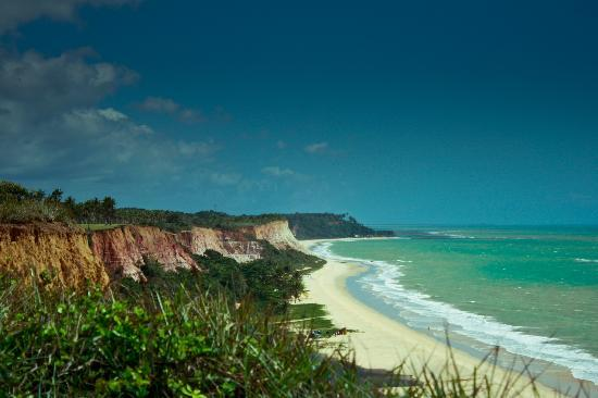 Club Med Trancoso: Beach view