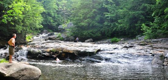 D Acres of New Hampshire: Local Swimming Hole