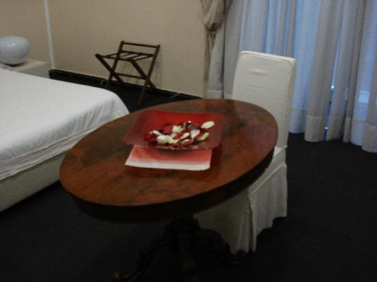 Megaron Bed and Breakfast : ingresso