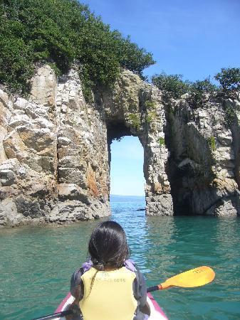 Golden Bay Kayaks: kayaking