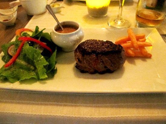 Casa Veintiuno: Delicious food at Casa 21