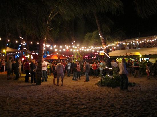 Casa Veintiuno : Cabarete beach party New Year's Eve