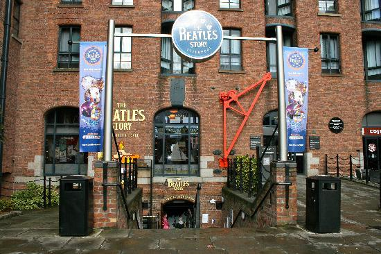 Image result for beatles story liverpool