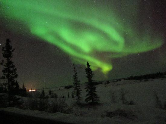 Yellowknife Outdoor Adventures: Aurora viewing