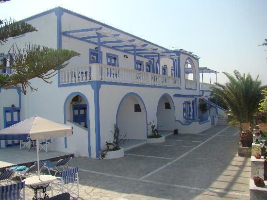 Stavros Villas: Hotel