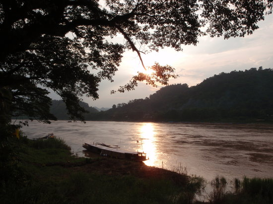 Laos: Sunset