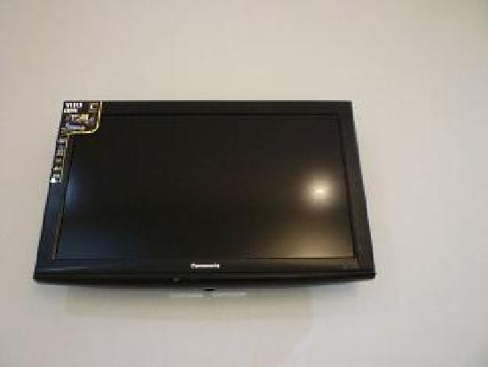 1 Baron Motel : Flat screen TV !! Limited channel
