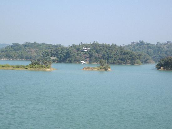 Wusanto Reservoir : 静かで美しい場所です