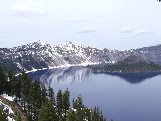 Union Creek Resort: Crater Lake