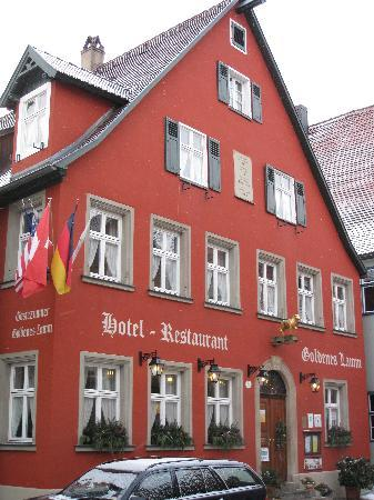 Goldenes Lamm: A great stay!