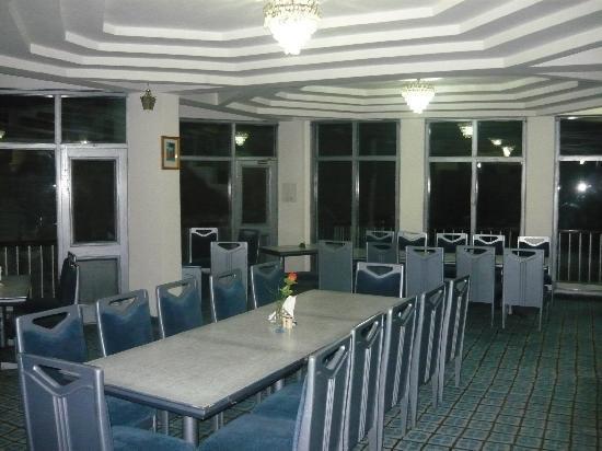 Hotel Mini Swiss: The Resturant