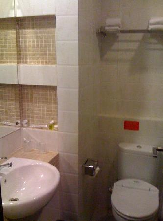 Prasada Mansion: The toilet