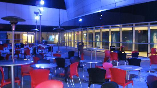 Smoking Area  Picture of Staples Center Los Angeles  TripAdvisor