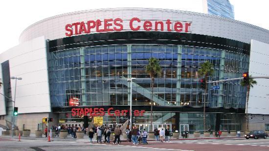 Staples Center  Picture of Staples Center Los Angeles  TripAdvisor