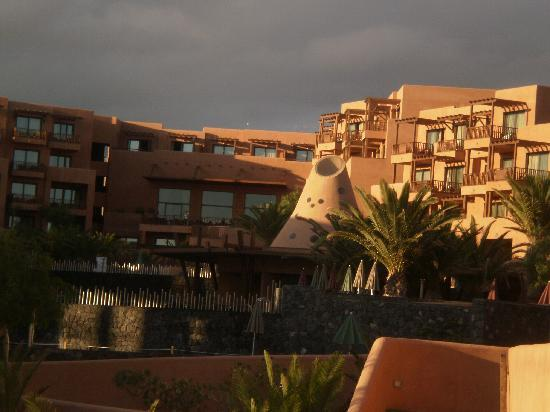 San Miguel de Abona, Ισπανία: hotel property