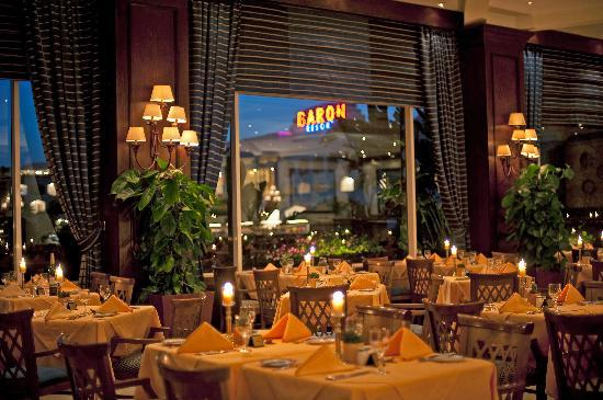Baron Resort Sharm El Sheikh: the Main restaurant