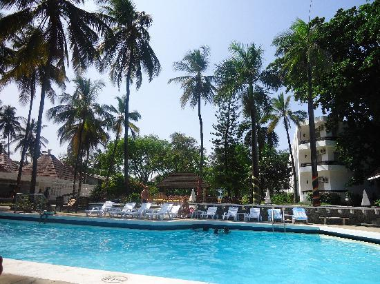 Kenya Bay Beach Hotel: Excellent Environment and Wonderful Ambiance