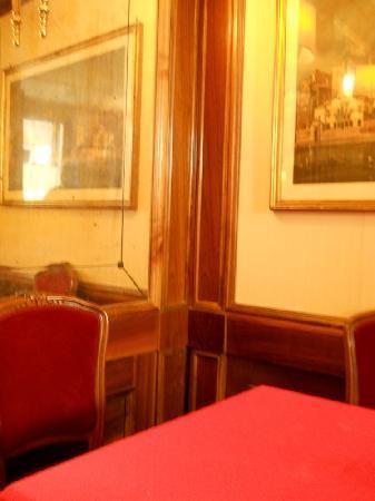 Hotel Guerrini : salle des petit dejeuner