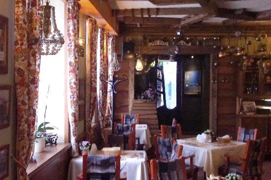 Pazaislis Park Hotel: Restaurant