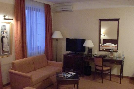 Hotel Branicki: Superior double room