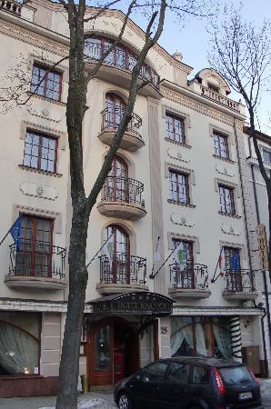 Hotel Branicki: Luxury in Podlaskie