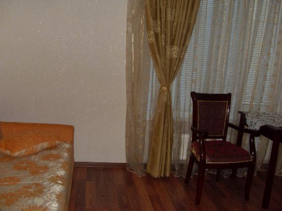 Villa Muntenia Hotel: couch