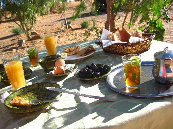 La Maison Rurale: un petit déjeuner parfait