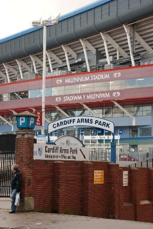 Principality Stadium : Millenium Stadium
