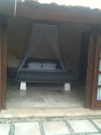 Mimpi Resort Menjangan: HOT SPRING and my private hot tub♥