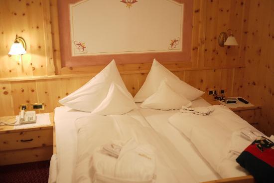 Sittnerhof Hotel: letto