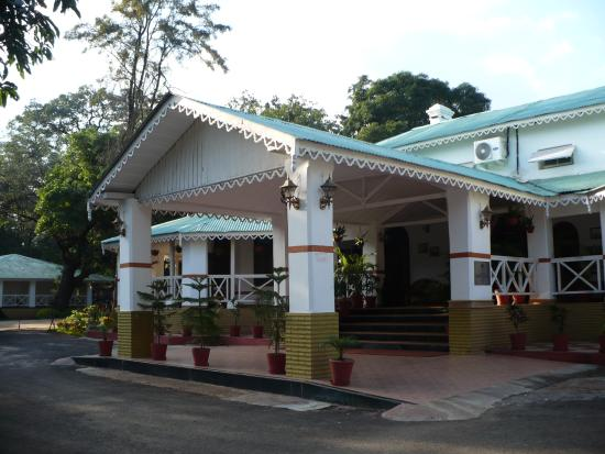 Champak Bungalow, Pachmarhi: the main building, the original bungalow