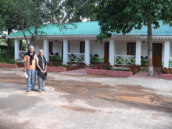 Champak Bungalow, Pachmarhi: the cottage rooms