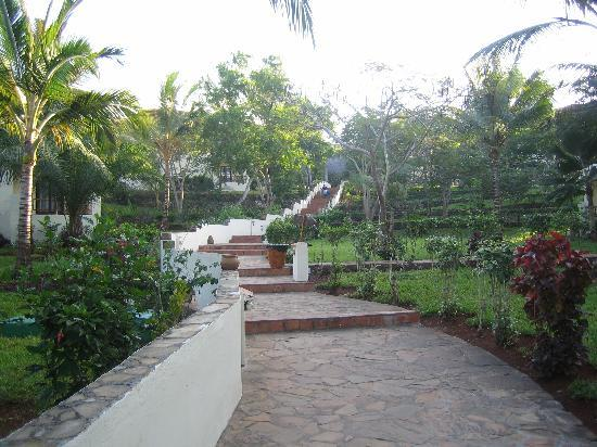 VOI Kiwengwa Resort: Giardini
