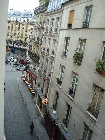 Tiquetonne: View from my room