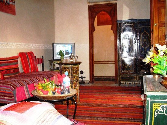 Riad Dubai: Salon suite