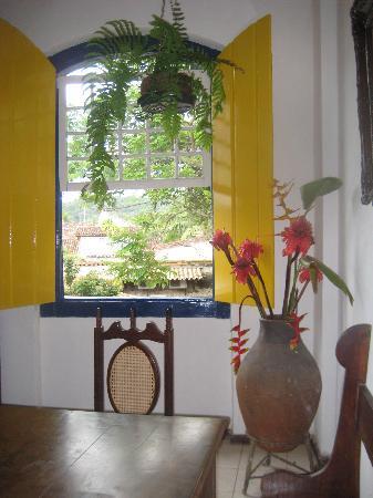 Pousada Fina Flor: Sala de desayuno