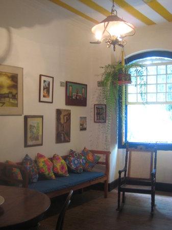 Pousada Fina Flor: Salon