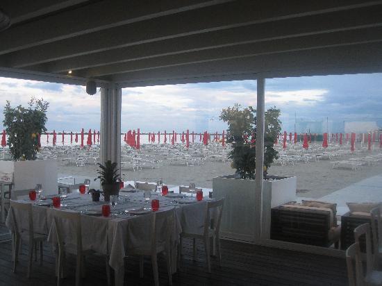veranda interna - Foto di Amarissimo, Lido Di Savio - TripAdvisor