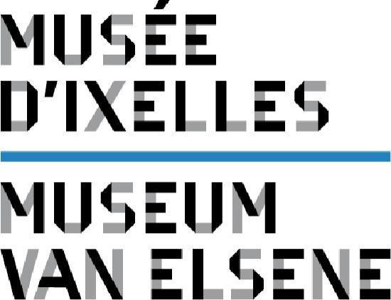 Musee des Beaux-Arts d'Ixelles : Logo Musée d'Ixelles