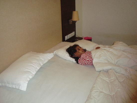 Hotel Presidency: room