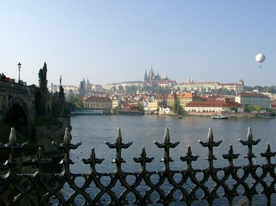 EA Hotel Crystal Palace : Visite de Prague