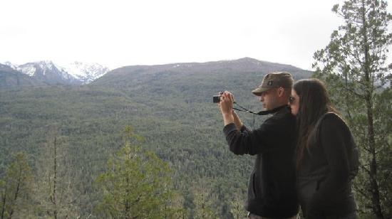 Alaska Hostel : Mirador del Indio