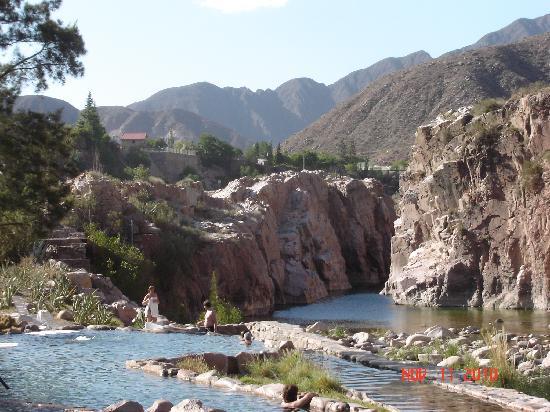 Hotel & Spa Termas Cacheuta: Panoramica